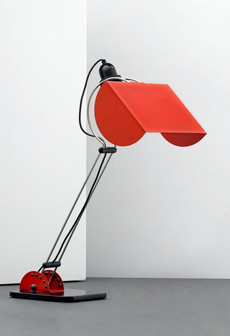 Anonymous; Table Lamp by Guzzini, 1974.