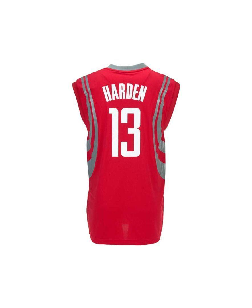83294fafa591 adidas Kids  James Harden Houston Rockets Revolution 30 Jersey ...