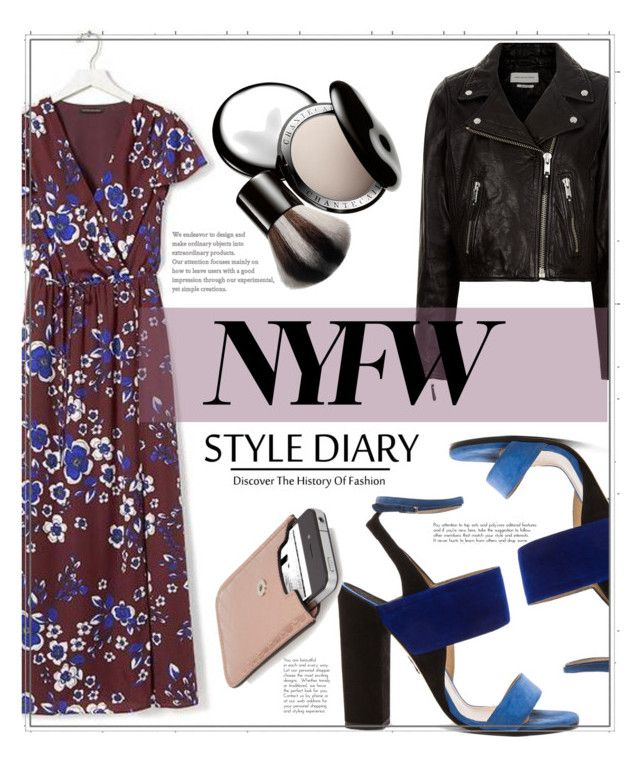 """""""What to Pack: NYFW"""" by sportsonista ❤ liked on Polyvore featuring Étoile Isabel Marant, Paul Andrew, Chantecaille and Gucci"""