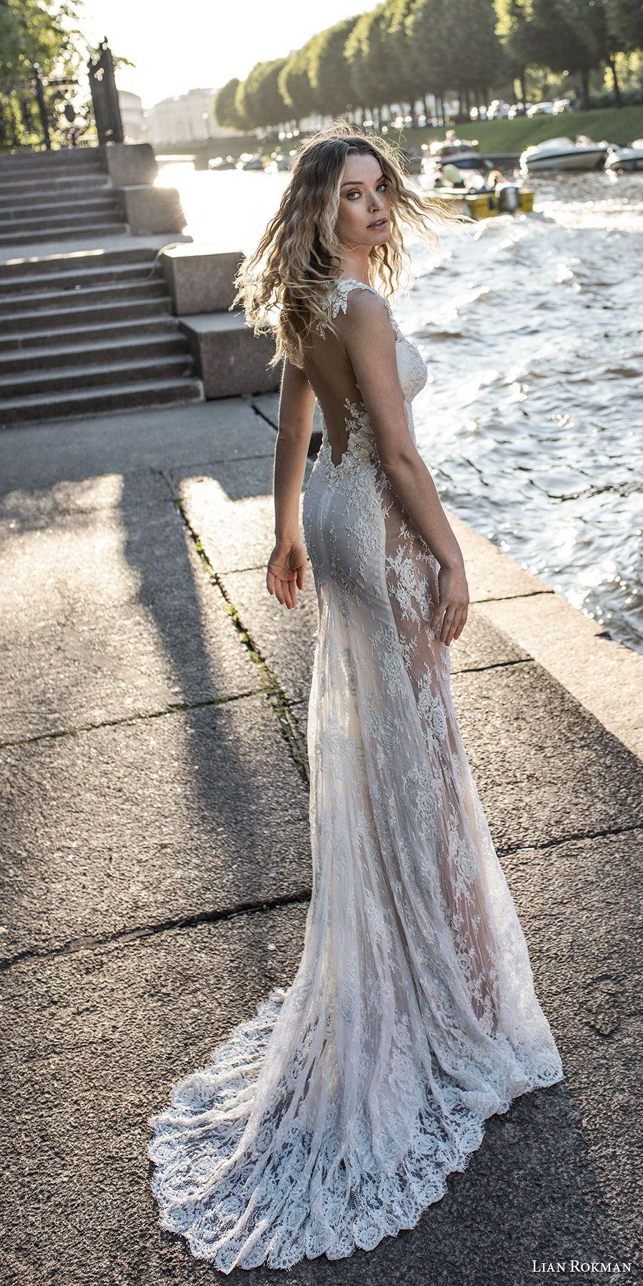 "Lian Rokman 2018 Wedding Dresses — ""Stardust"" Bridal Collection ..."