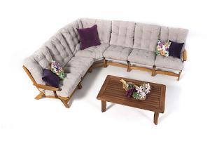 Photo of Neoline: Corner Sofa Set