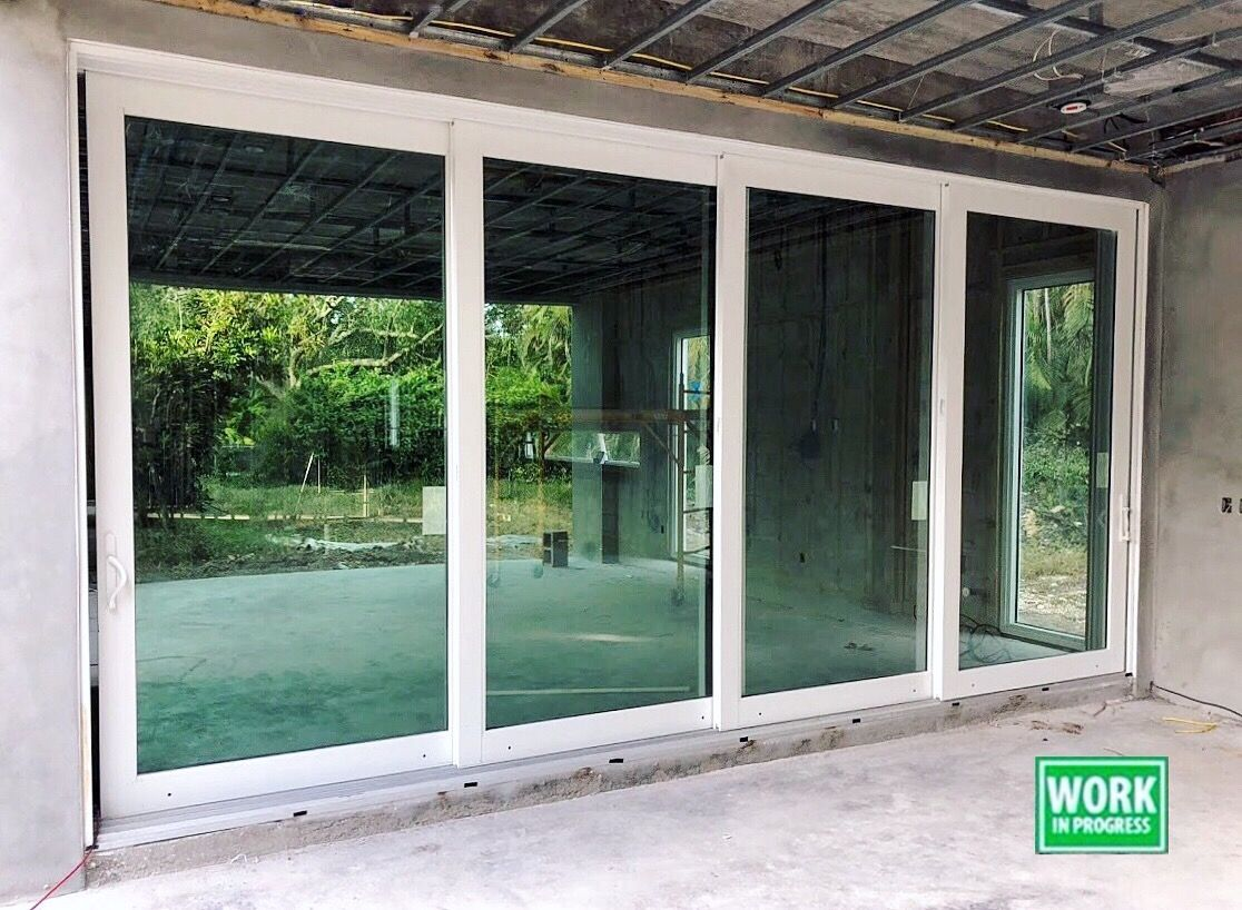 Installation Of Impact Resistant Windows And Doors In Pinecrest
