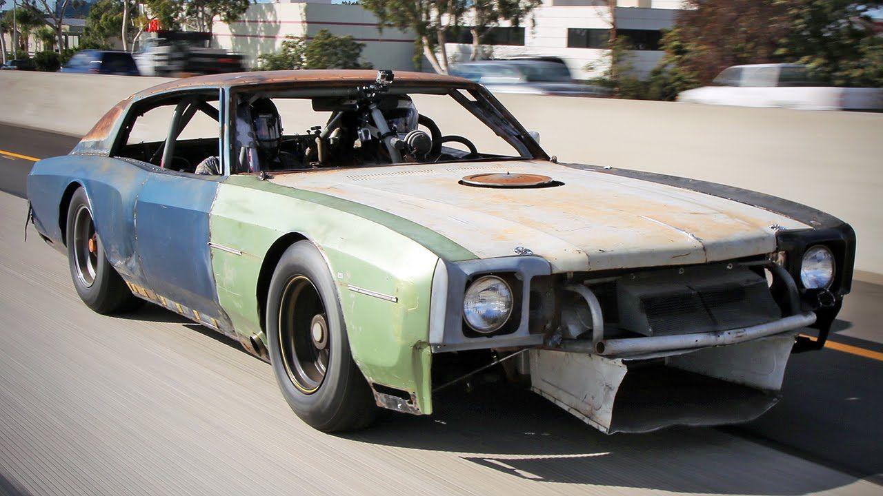 Street legal stock car body swap roadkill