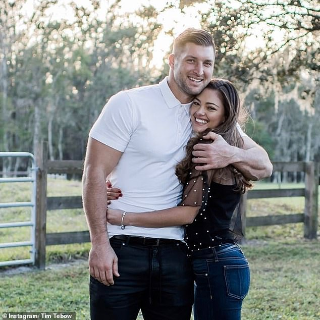 Tim Tebow says 'Yes, babe' to wedding planning ideas from