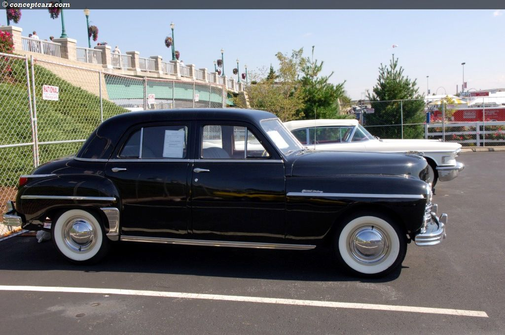 plymouth p18 special deluxe 4 door sedan 1949 automundo