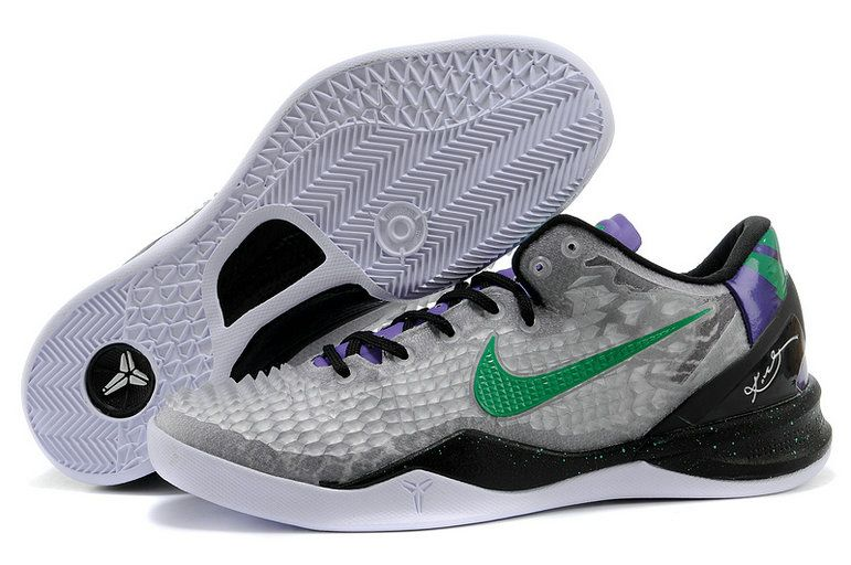 premium selection c7239 bccf6 Cheapest Kobe 8 SS Christmas Black Atomic Green Cool Grey Black