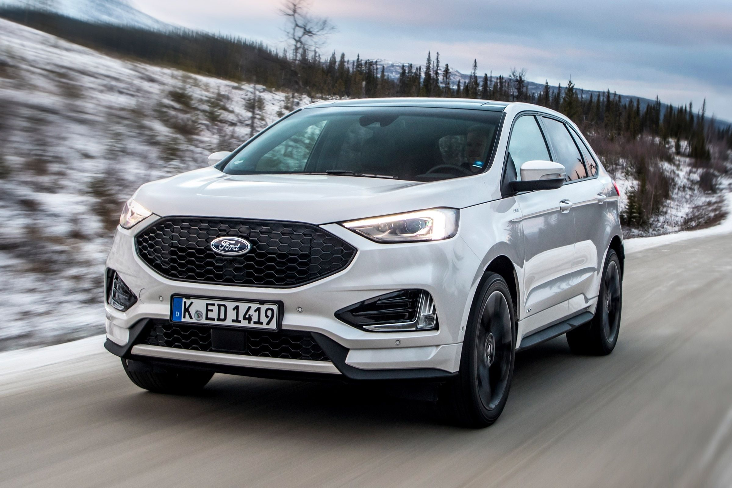 Auto Express Redesign Price And Review Ford Edge New Ford Edge