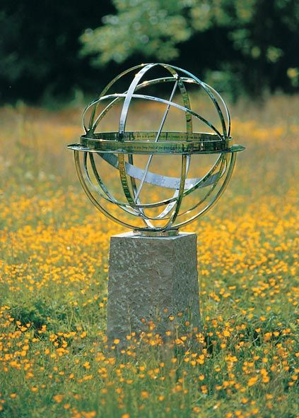 17 Best images about Sundials on Pinterest Gardens Statue of