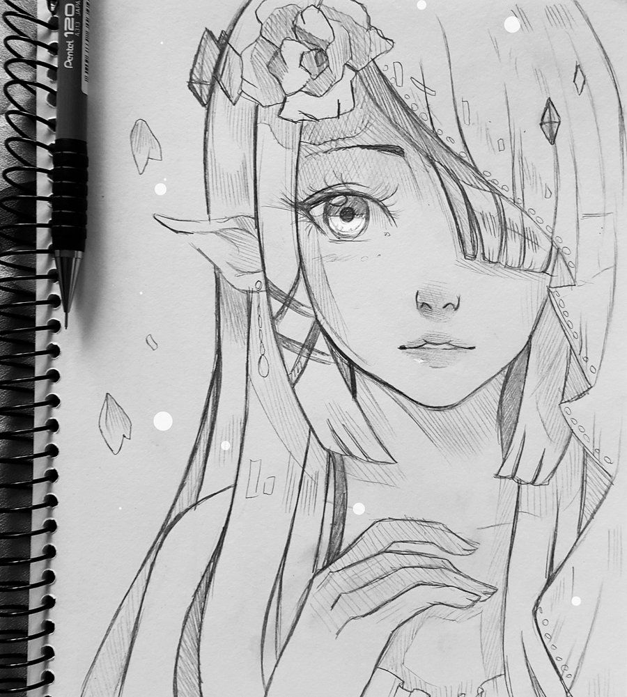 Zelda Wedding By Larienne Dibujos En 2019 Dibujar Arte Arte