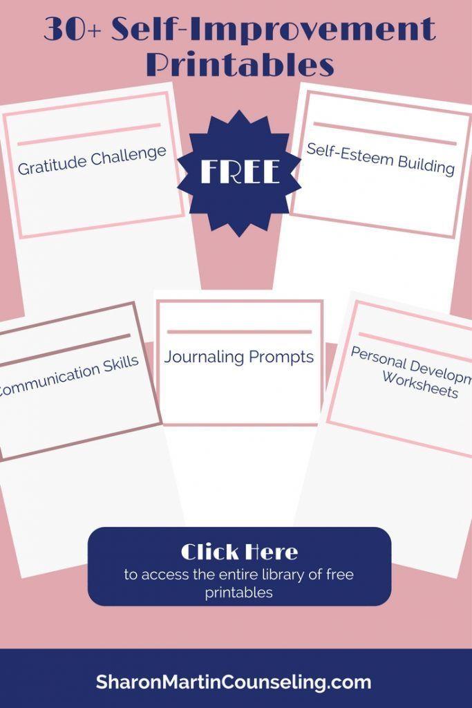 Free Mental Health Printables | Spiritual Practice | Free