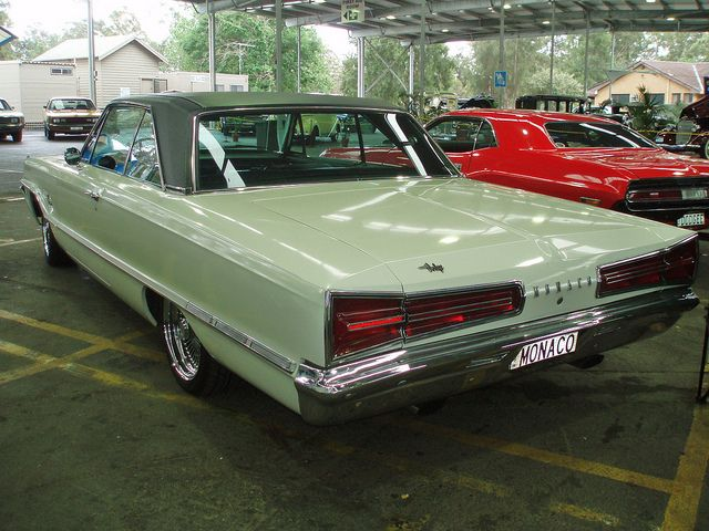 1966 Dodge Monaco | Pictures of People and Things and Places