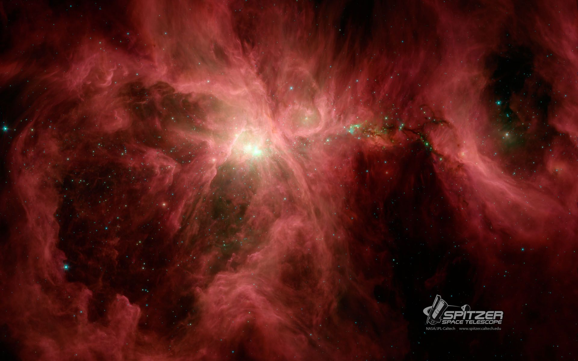 This Infrared Image From Nasa S Spitzer Space Telescope