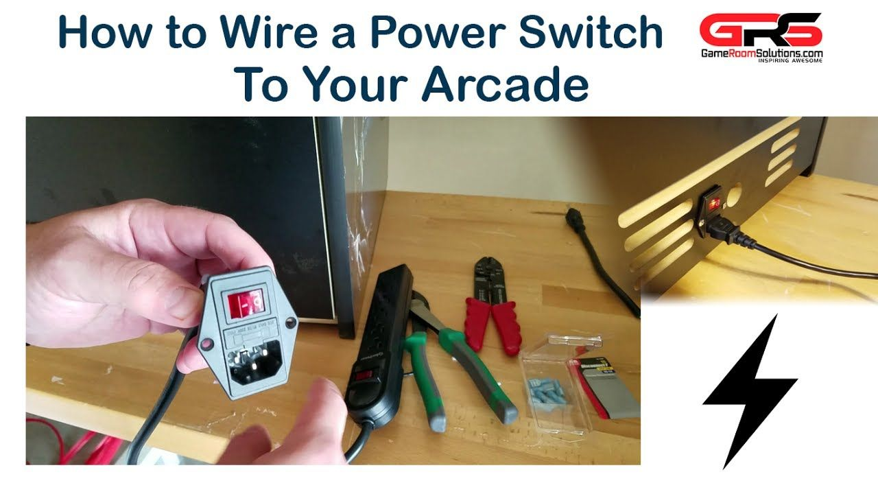This is a short video on how to wire your arcade machine