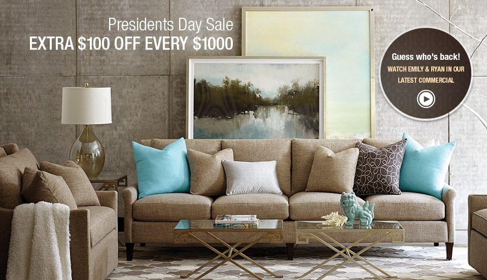 Havertys Presidents Day Sale Furniture Custom Decor Furniture Store