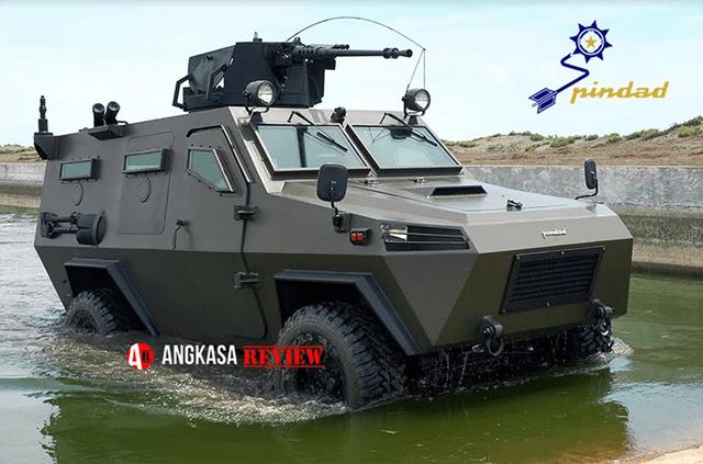 Pindad Rppm Ranpur Pengangkut Pasukan Monocoque Monocoque Infantry Carrier Vehicle Kendaraan Militer Tank Militer Militer