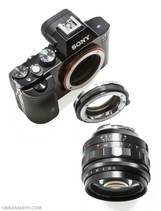 Guide to Sony A7 / A7R / A7S / A7II Lens Mount Adapters