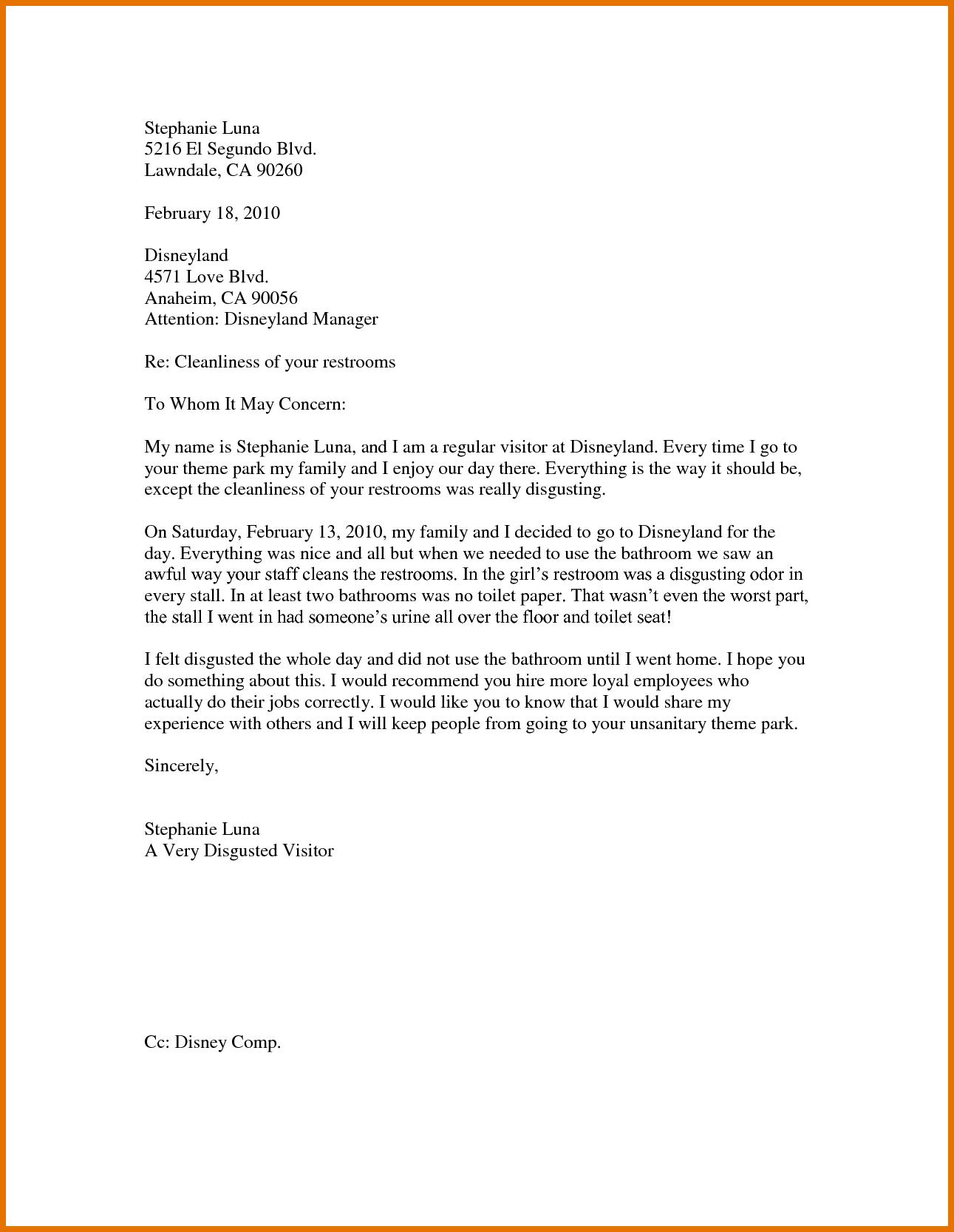 Business letter format for students sample international home business letter format for students sample international spiritdancerdesigns Images