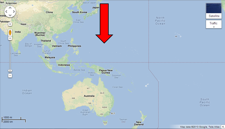 And World Map Of Guam World Map Guam Usa World Map Of - Guam world map