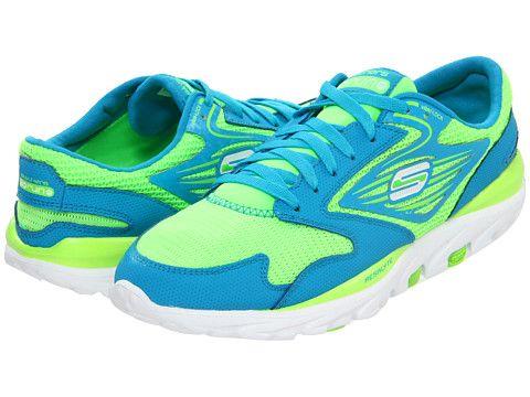 ba48300fe SKECHERS GOrun - a great running shoe for flat feet!