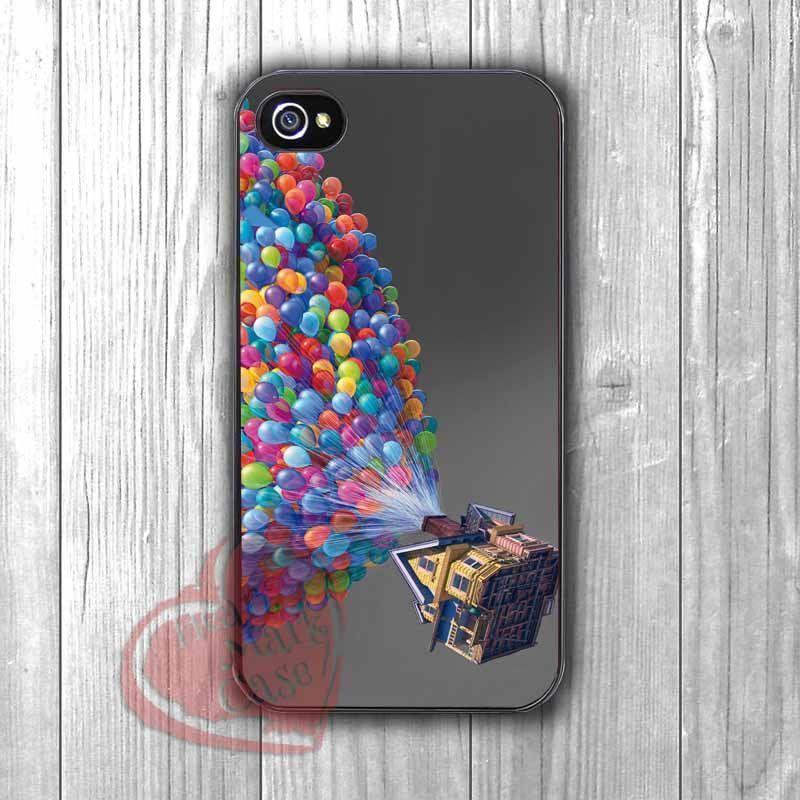 DISNEY UP BALLOONS 3 iphone case