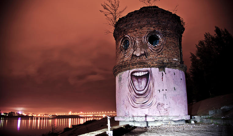 graffiti_rusland_1  - From Russia with life - Manify.nl