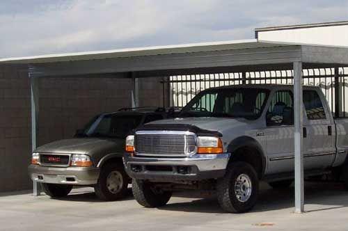 Steel Single Slope Carport $1785   Carport, Building a ...
