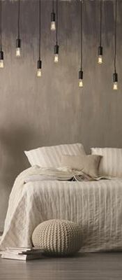 Your Walls Are A Blank Canvas To Release Your Creativity On Try This Faux Concrete And Innovative Take On Faux Concrete Wall Concrete Walls Bedroom Faux Walls