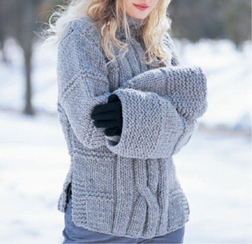 TRICO y CROCHET-madona-mía: Jersey - tricot - mujer - modelos ...