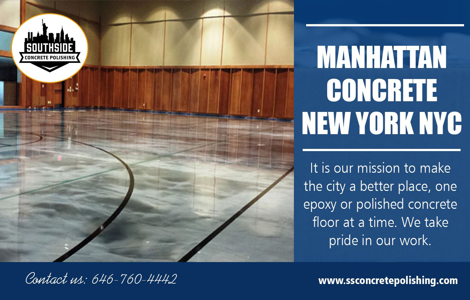 Pin by Polished concreteNYC on manhattan concrete new york