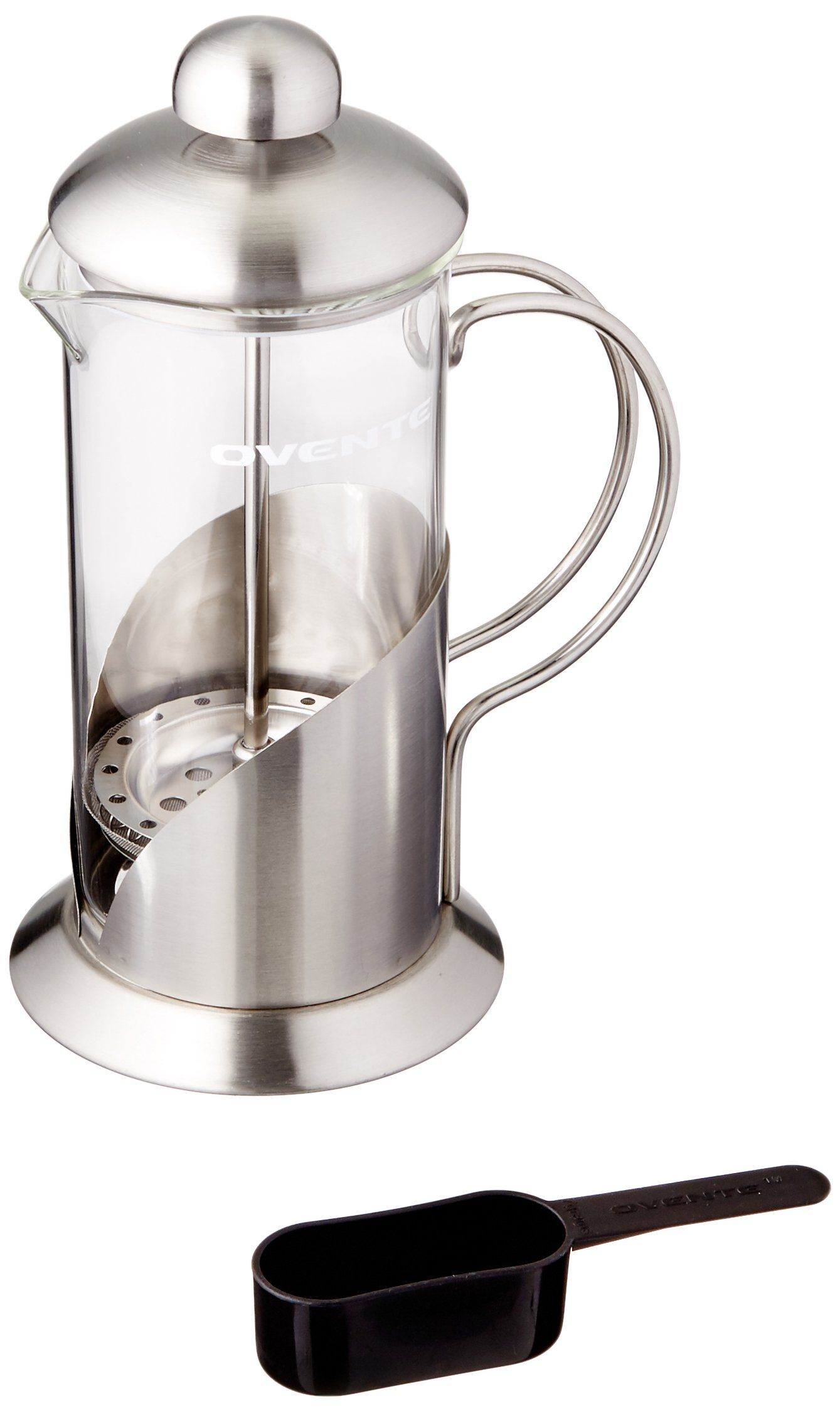 Ovente french press cafetiÃre coffee and tea maker highgrade