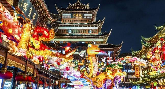 Shanghai Travel