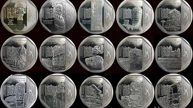 Monedas Bcrp Gob Pe Numismatics Coins Personalized Items