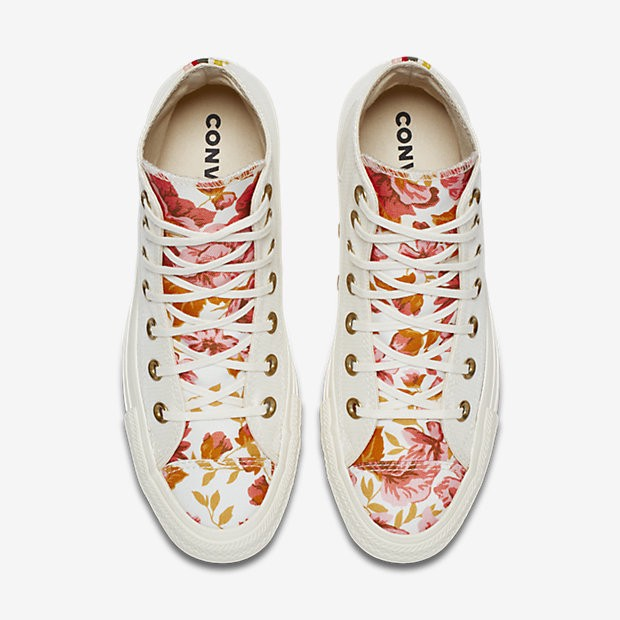 5edc0e7746257d Converse Chuck Taylor All Star Parkway Floral High Top - 6.5 in 2019 ...
