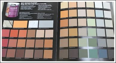 Behrs Deckover Variety Of Colors Painting A Deck Deck Deck