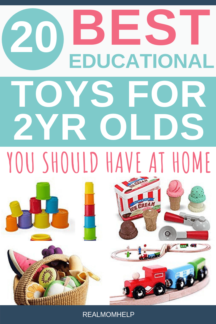 20 Best Educational Toys For 2 Year Olds You Should Have