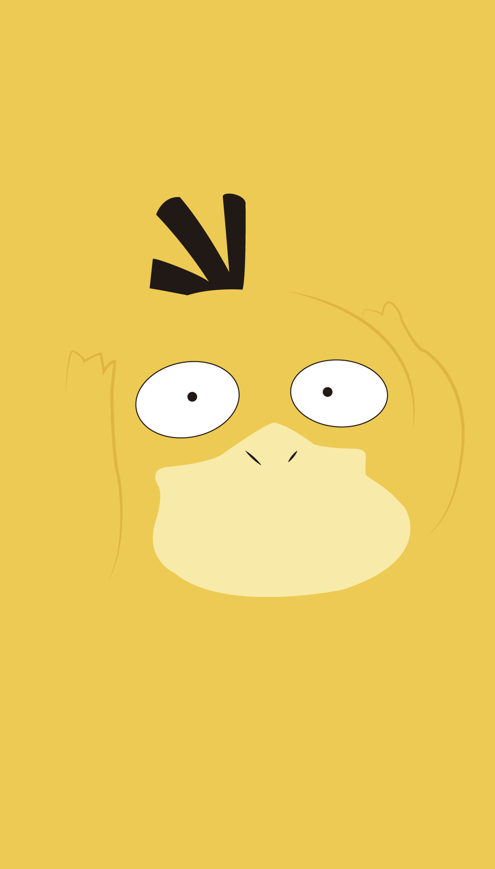 Original Psyduck Laddyのイラスト Pokemon Pikachu Wallpaper