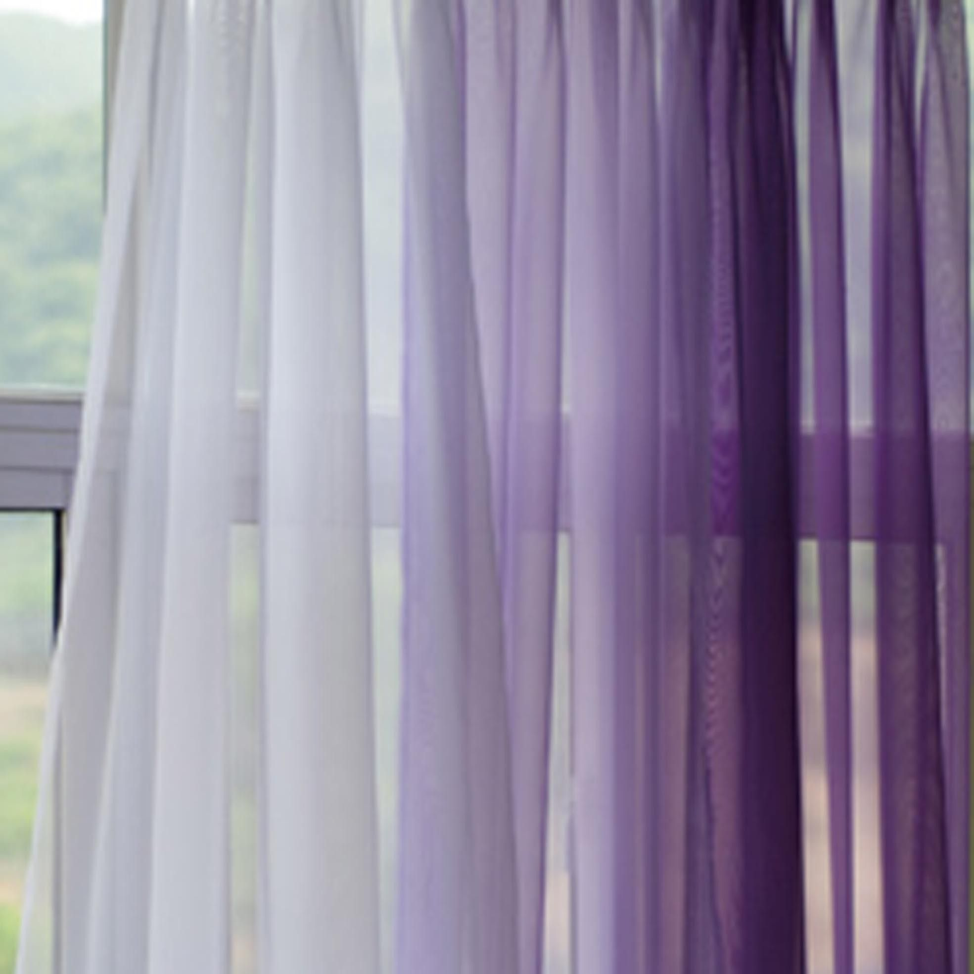 fabrics terrys curtains panels voile products carnation purple mauve panel curtain uk delivery