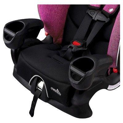 Evenflo Maestro Harness Booster Seat Car