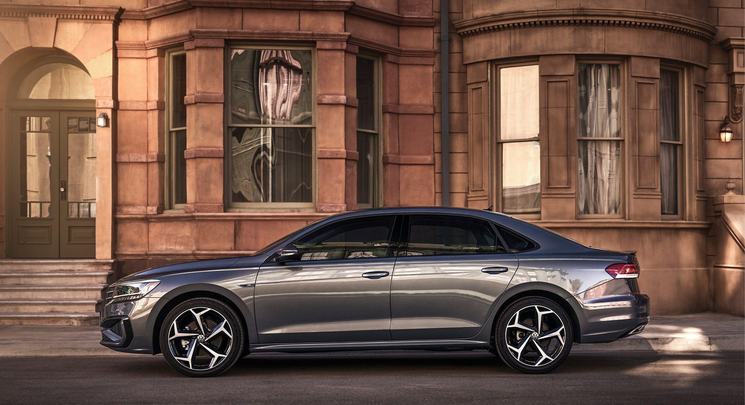 2020 Volkswagen Passat Trim Levels Concept Di 2020