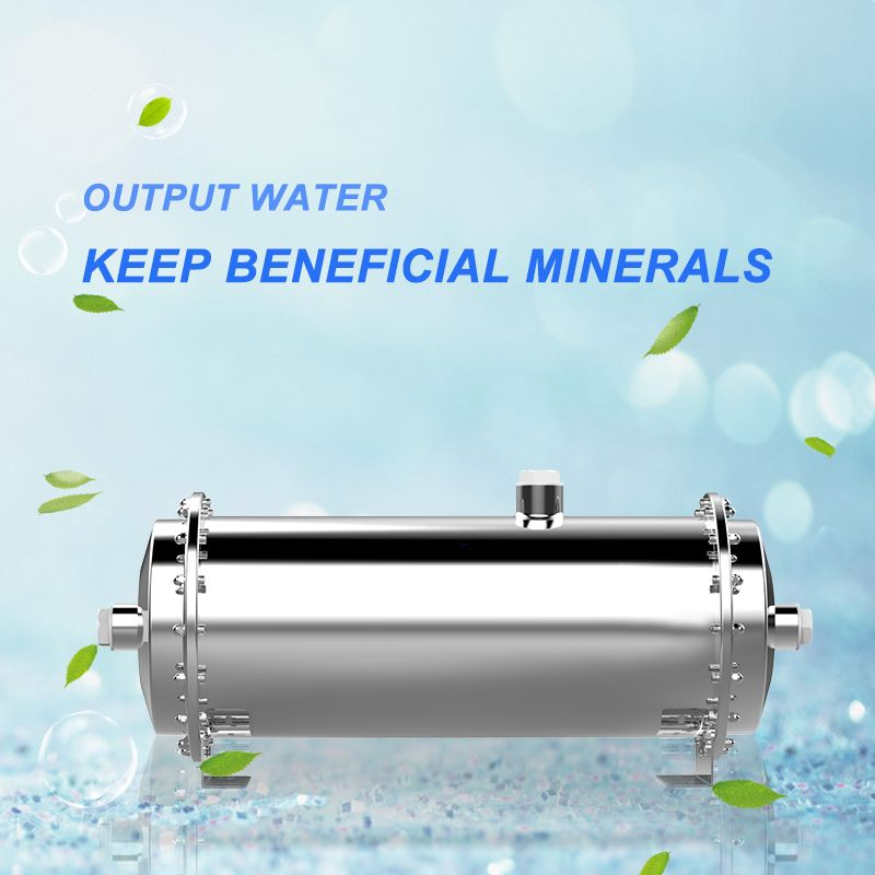 water filter faucet stainless steel. EIREE 5000L UF Water Purifier Ultrafiltration Membrane water filter faucet  stainless steel