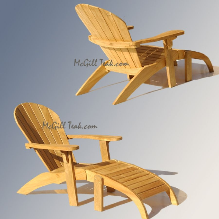 Hochwertig Teak Adirondack Chair Is Crafted Using Indonesian Grade A Teak Wood And  Marine Grade Brass. Made Using Closely Spaced And Wide Slats To Assure  Durability ...