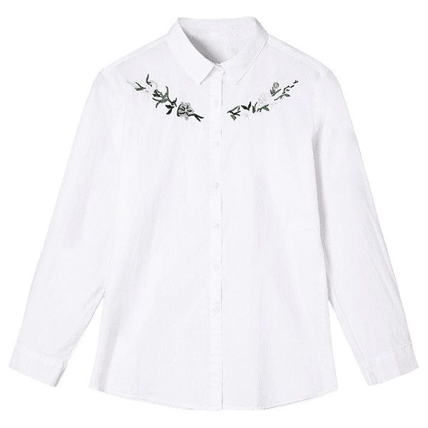 Black fleece by Brooks Brothers button-down shirt white navy stripe Fleece Embroidered  Button-down Shirt