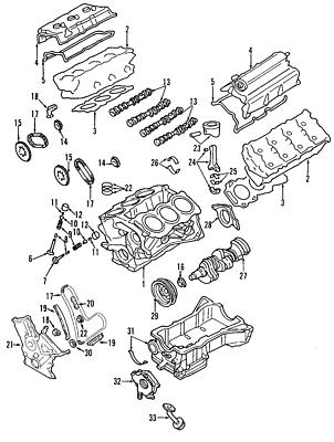 (Sponsored eBay) Genuine Ford Camshaft Position Sensor