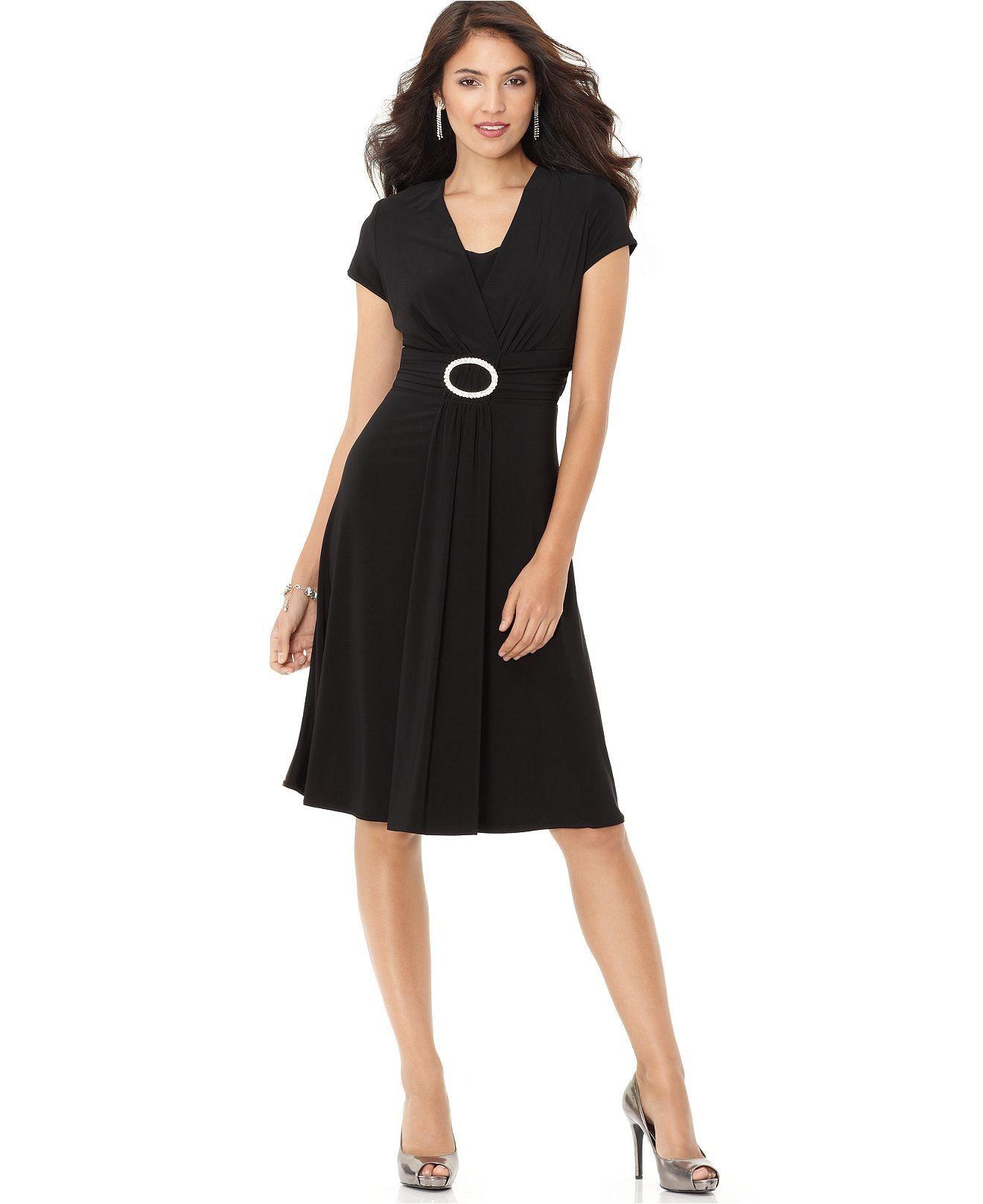 macys cocktail dresses | Little Black Dress - Evening Dresses ...