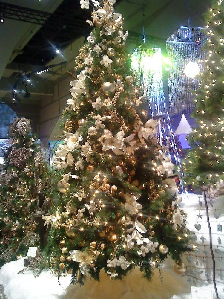Festival of Trees - Edmonton, AB, Canada   Christmas trees ...