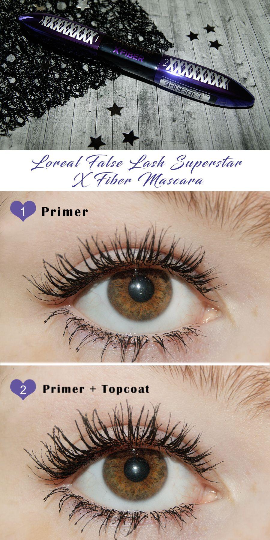 856eb1843a2 Loreal False Lash Superstar X Fiber Mascara Fiber Mascara, Makeup Trends,  My Beauty,