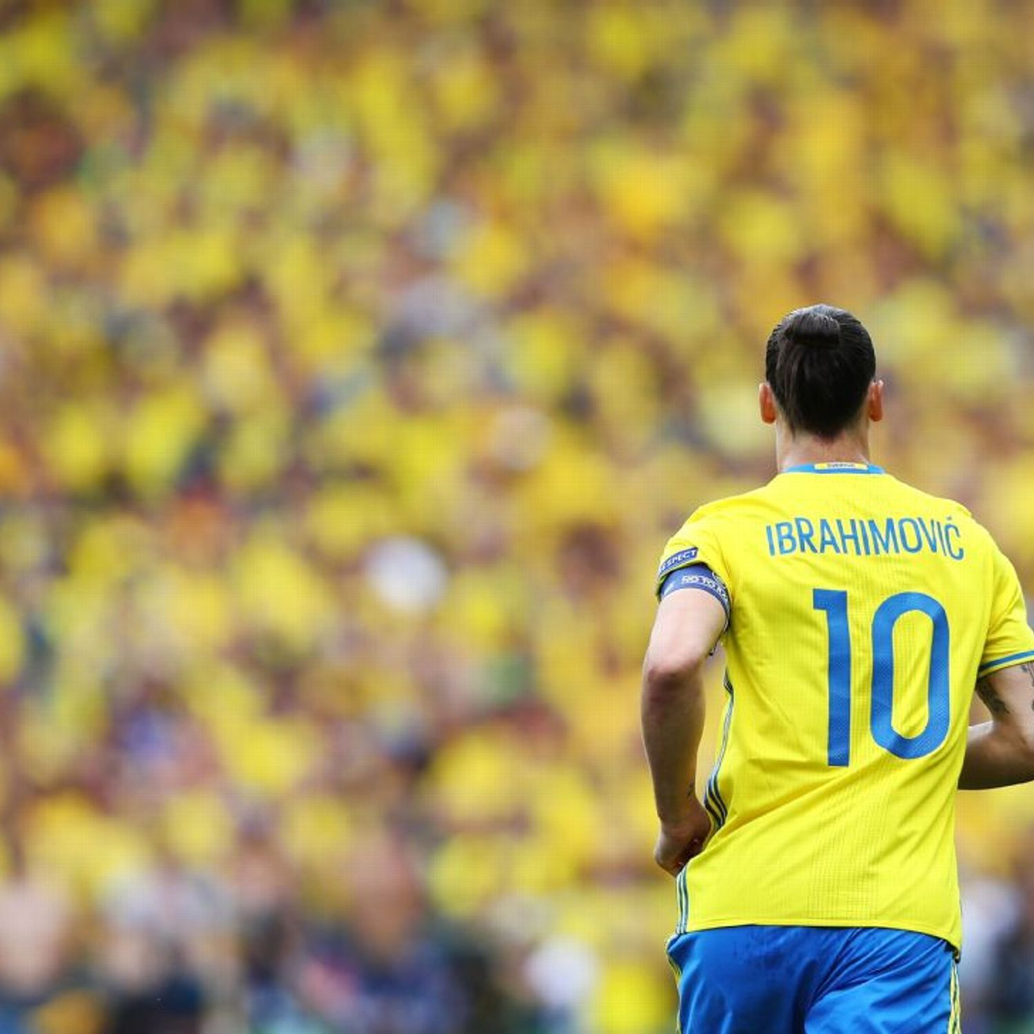 Ibrahimovic's impending international retirement