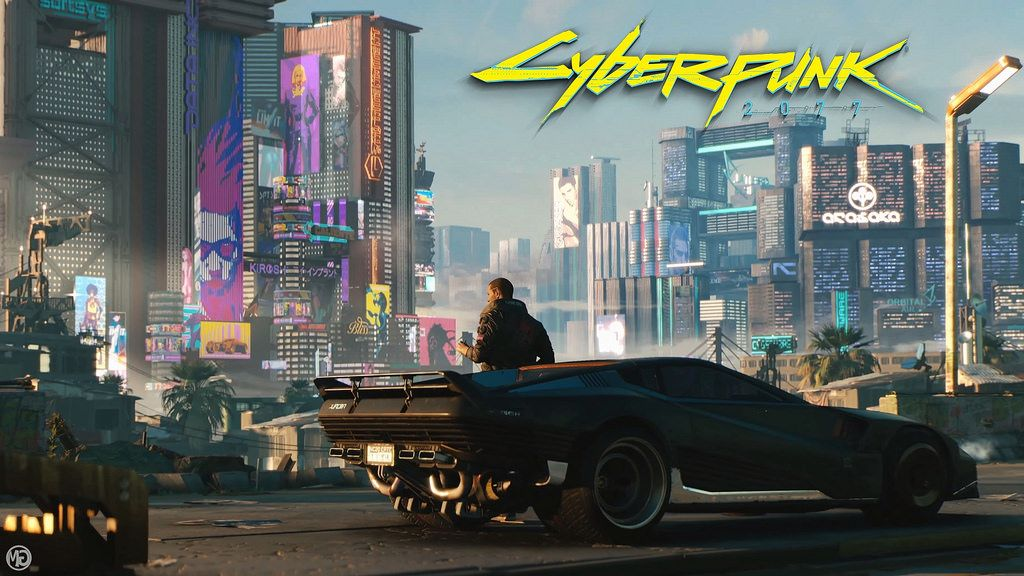 Cyberpunk 2077 Wallpaper 1080p Cyberpunk 2077 Cyberpunk Shadow Of The Colossus