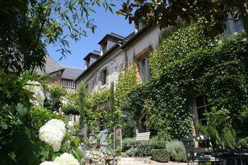La cour sainte catherine Maison d'hotes et appartements à Honfleur