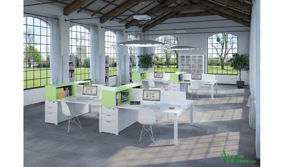 Les bureaux Ifoghas favorisent le travail en équipe Bureaux